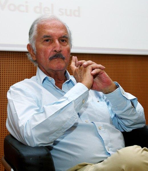 Carlos Fuentes fue uno de los grandes de la literatura mexicana.