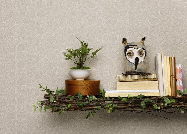 How To Decorate Shelves Over Windows Home Guides Sf Gate