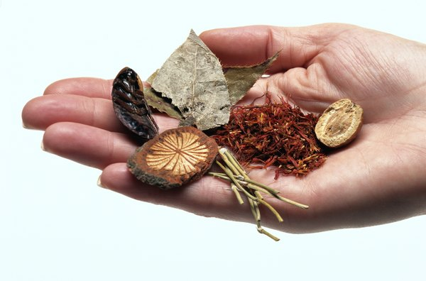 Dried herbs can add just as much flavor as salt.