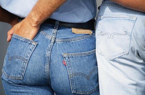 Gay man double penetration