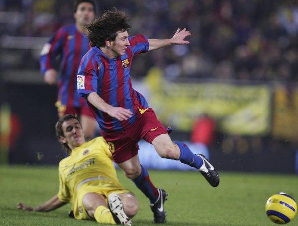 Em 2008-09, o Barcelona levou a Copa del Rey, La Liga e a UEFA Champions League