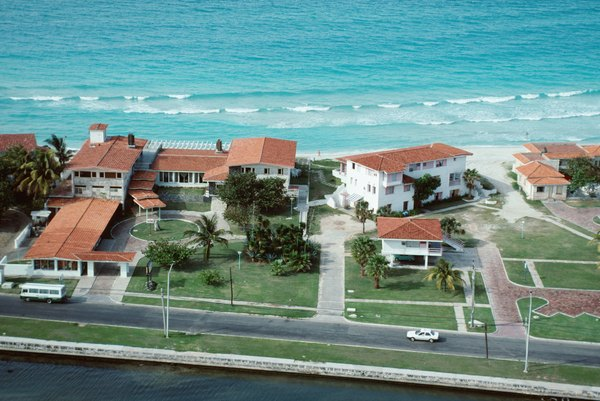 Vacation homes offer personal tax deductions.