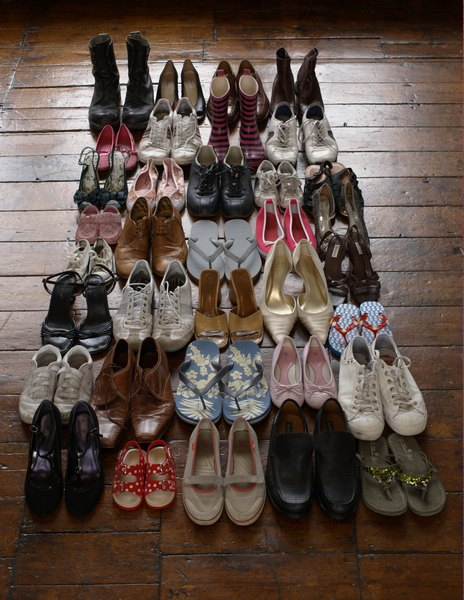 Sapatos como uma oportunidade de investimento