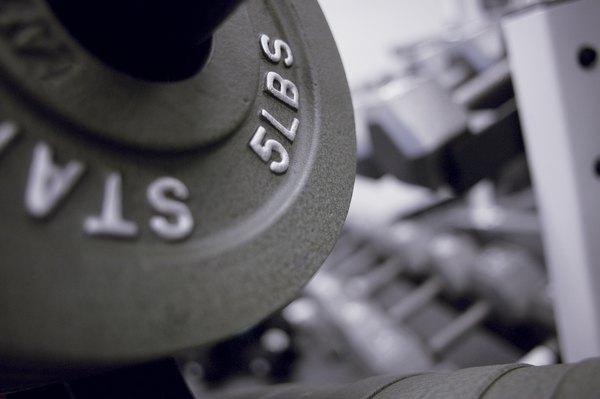 Como construir músculos densos