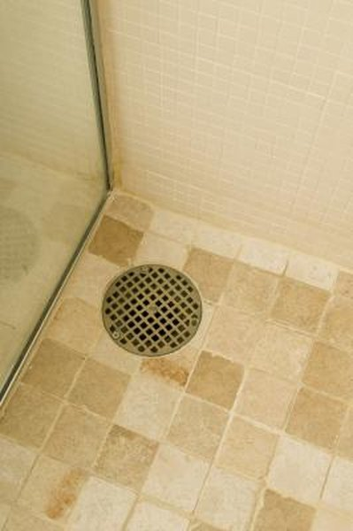 What Is Wrong If The Grout Coming Out Near Base Of