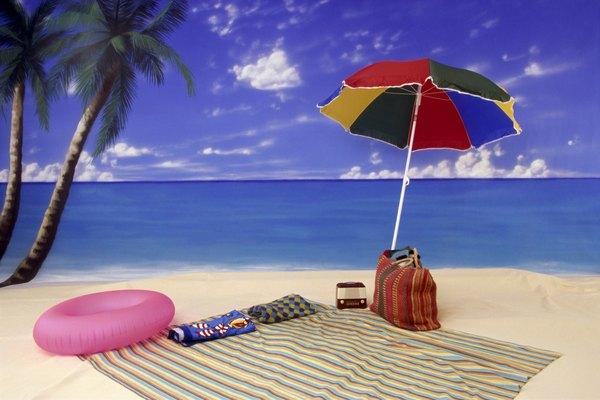 Esenciales de las vacaciones de verano.