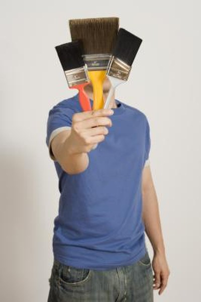 How to Paint Trim Without Streaks | Home Guides | SF Gate