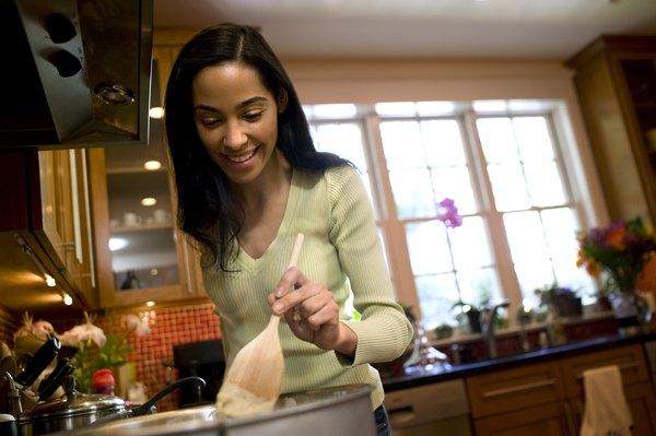 Troque comidas congeladas por refeições feitas a partir do zero