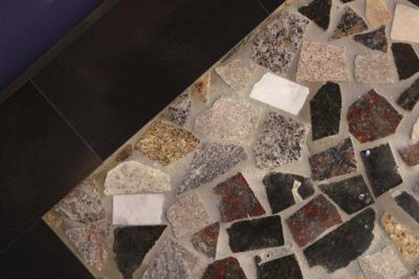 Ceramic Tile as a Baseboard or Border