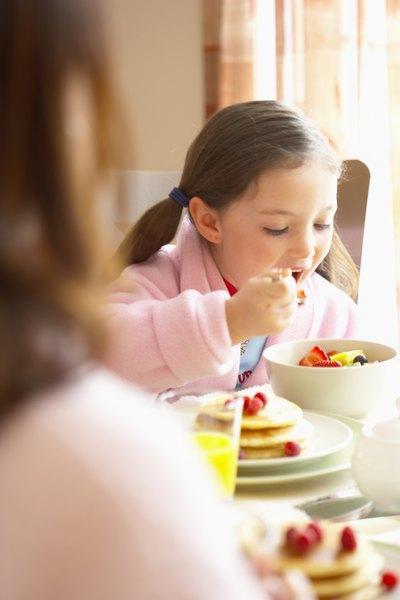 A informação é aliada da boa educação alimentar