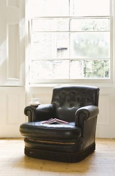 How To Get Rid Of A Pet Smell In A Leather Chair Pets