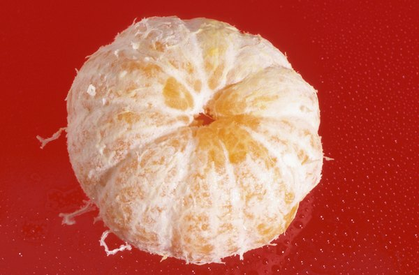 Eat the white membranes of the orange, where much of the fiber is found.