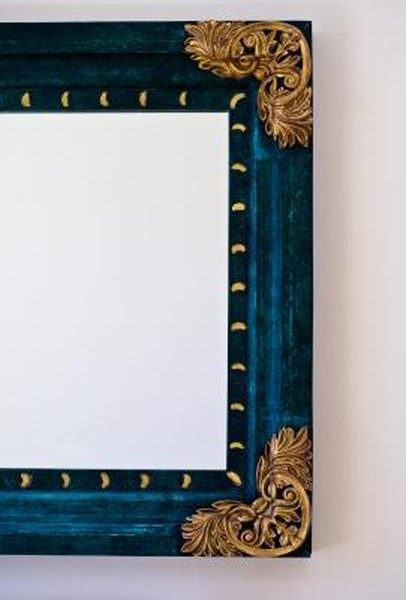 How to Refinish Old Gold Mirror Frames | Home Guides | SF Gate