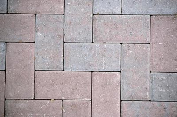 How To Clean CementColored Residue Off Brick Patio Pavers Home - Cleaning mortar off tile