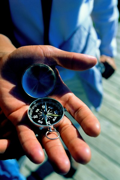 Compasses offer many distinct features.