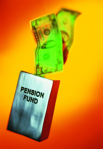 Florida residents don't pay taxes on pensions.