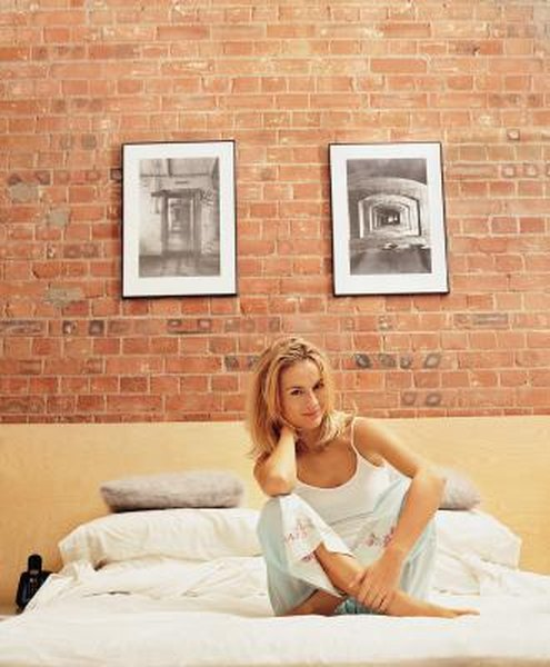 How to Restore an Exposed Brick Wall | Home Guides | SF Gate