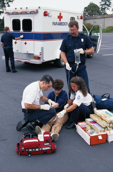 Its Like To A What Paramedic Be