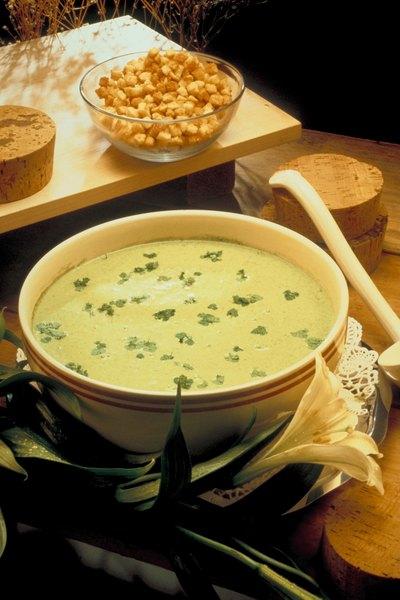 La sopa y sus infinitas variedades.