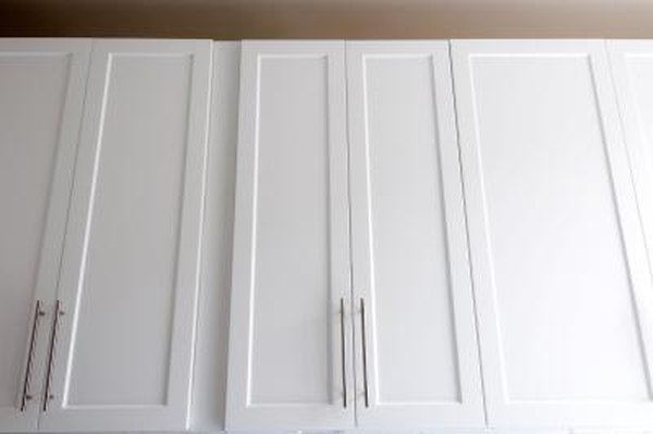 Adding Trim To Cabinet Doors Home