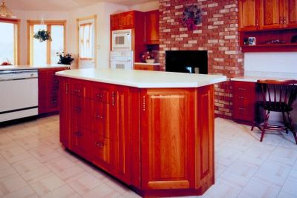 How To Make Red Bricks Attractive In A Kitchen