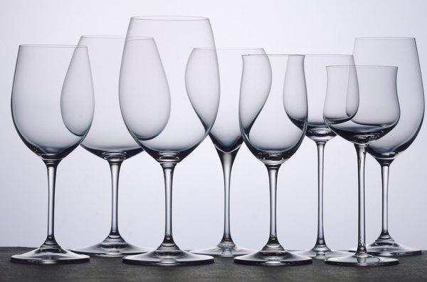 Escolha copos menores