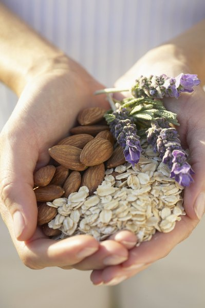You cannot digest the fiber in oats, but it can help lower cholesterol.