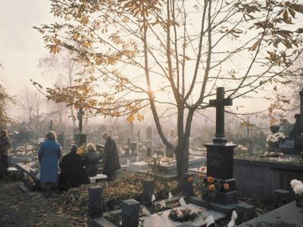 The beneficiary may use burial insurance proceeds to purchase a tombstone.