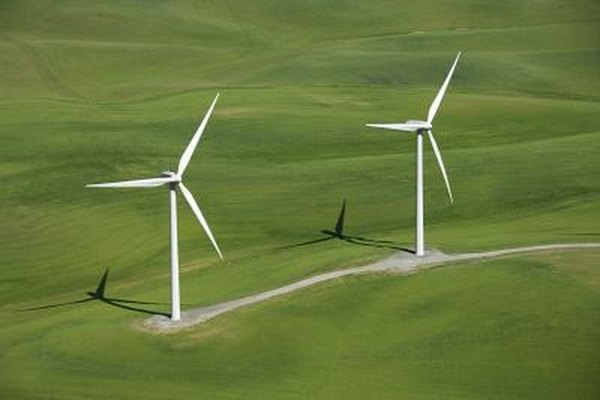 Renewable clean energy funds invest in wind, solar and hydro products.