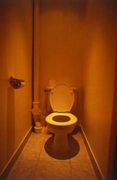 How to Fix a Wobbly Toilet on an Uneven Floor | Home Guides | SF Gate