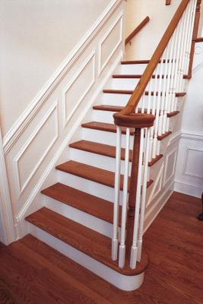 How To Reduce Swirl Marks When Refinishing Hardwood Stairs Home