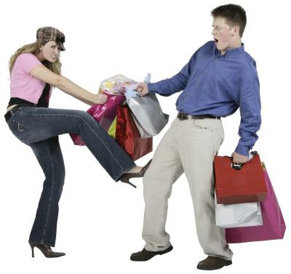 Withholding money from a spouse typically leads to marital discord.
