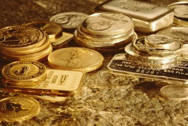 Investment-quality gold coins often contain 99 percent pure gold.