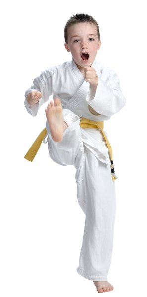 Requirements for a Yellow Belt in Jiujitsu