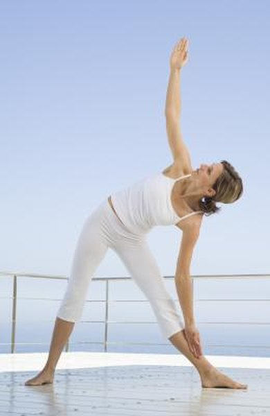 Yoga Stretches For Pinched Sciatic Nerve Woman