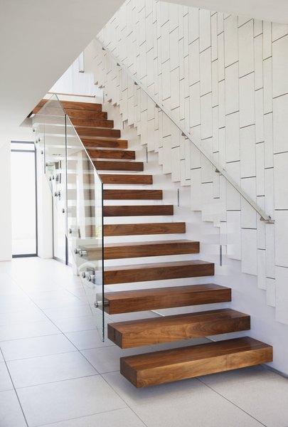 Dise os de escaleras para tu hogar - Diseno de una escalera ...