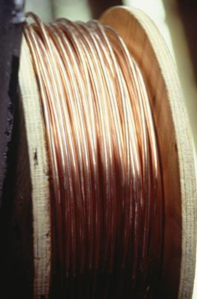 Copper has a wide range of industrial uses.