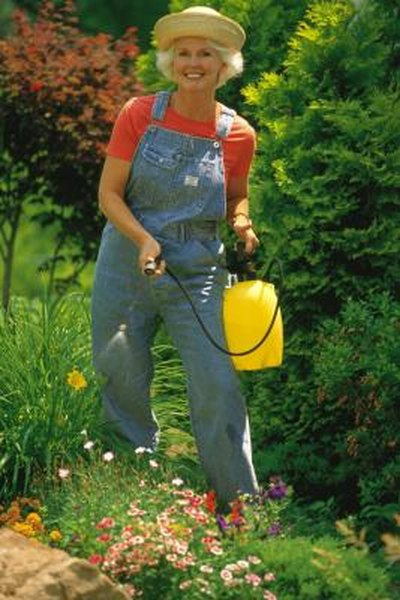 Problems With Garden Sprayers | Home Guides | SF Gate