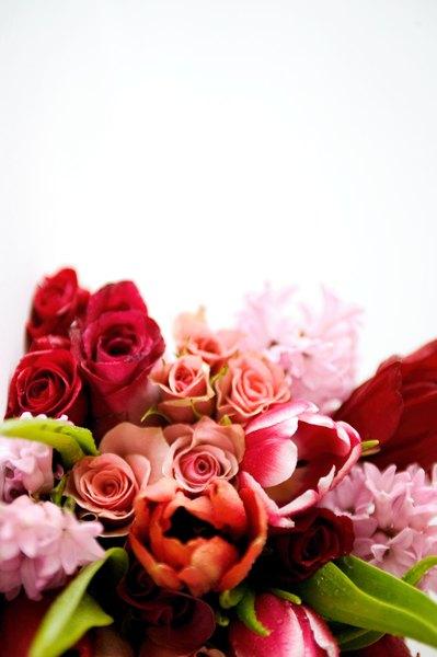 Flores são a solução ideal para eventos em casa