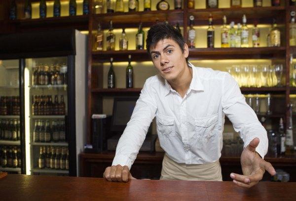 bartender duties and responsibilities
