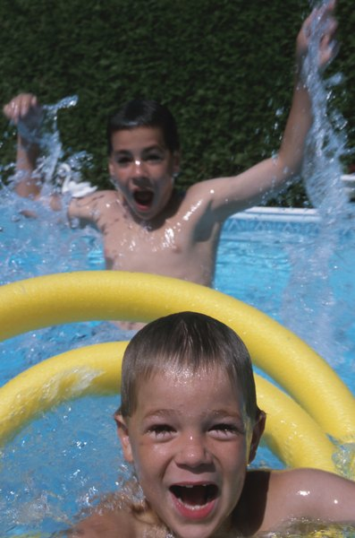Enjoy your pool, but make sure you're properly covered in case of an accident.