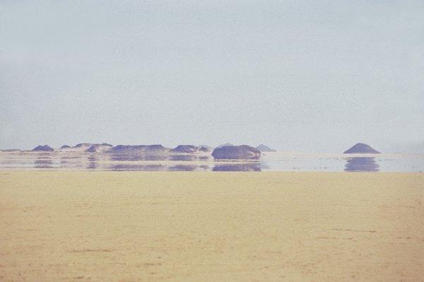 Egyptians called the desert