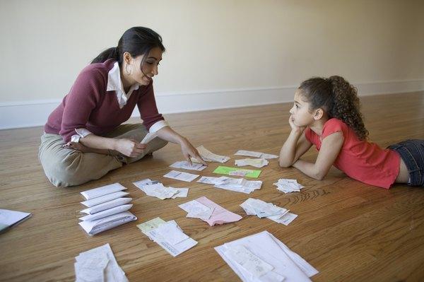 how do i set up a family household budget budgeting money