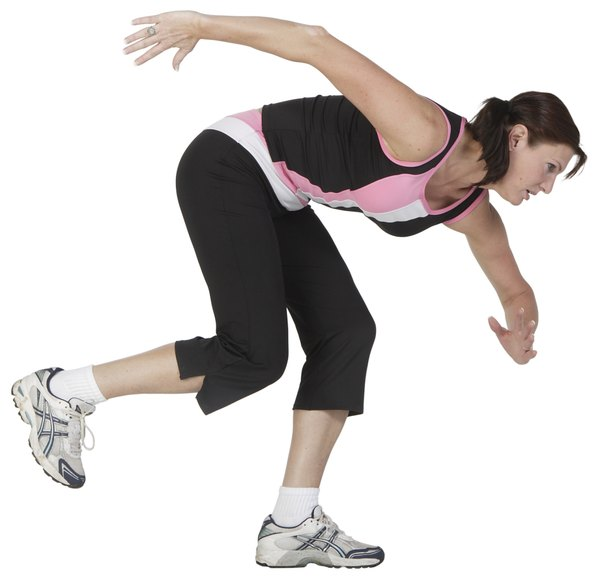 Body Stabilization Exercises Woman
