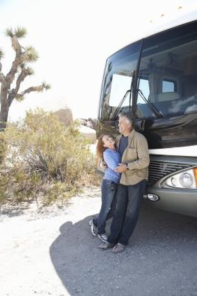Some of your RV expenses may be tax deductible.