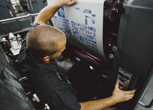The responsibility of catching final formatting issues falls on the prepress technician.