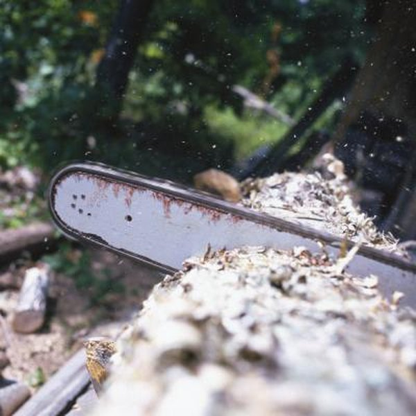 How to put a sprocket on a poulan chainsaw home guides sf gate keyboard keysfo Image collections