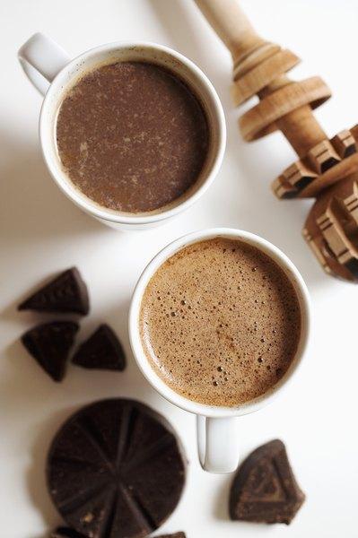 Tipos de chocolate que hay en el mercado for Dulce coffee studio