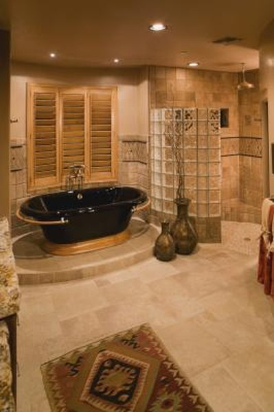 How to Install Heavy Stone Bathtubs | Home Guides | SF Gate