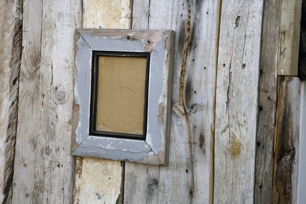 How to Decorate With Vintage Shabby Chic Picture Frames | Home ...